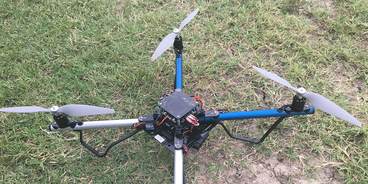 The Multi-Rotor Hobbyist — FlyFi: Weather Data Telemetry
