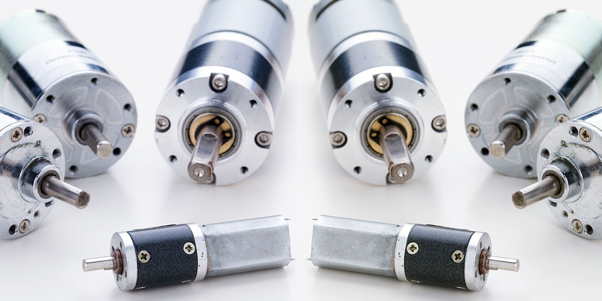 Tips for Selecting DC Motors for Your Mobile Robot | Servo
