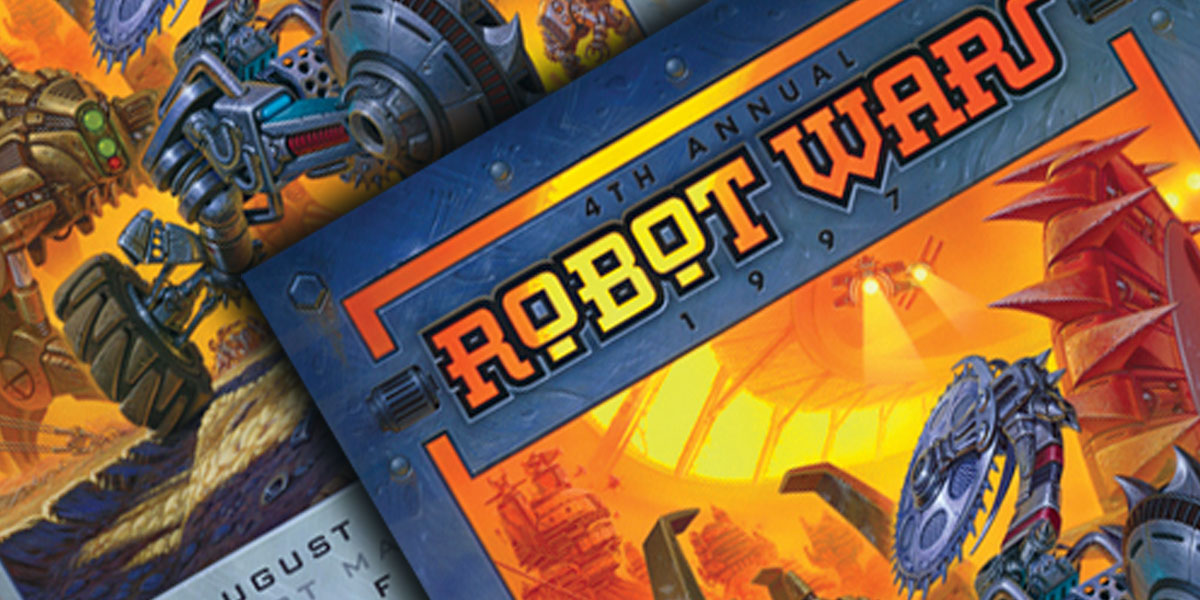 The History of Robot Combat: From Humble Beginnings to Multinational Sensation