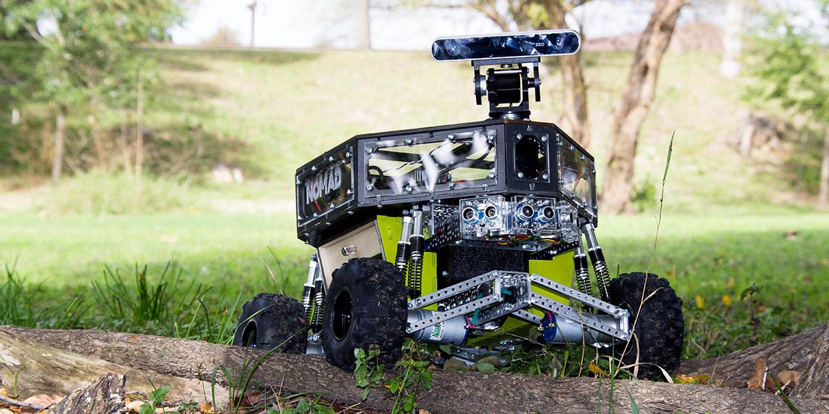 NOMAD: The Evolution of an Autonomous Robot