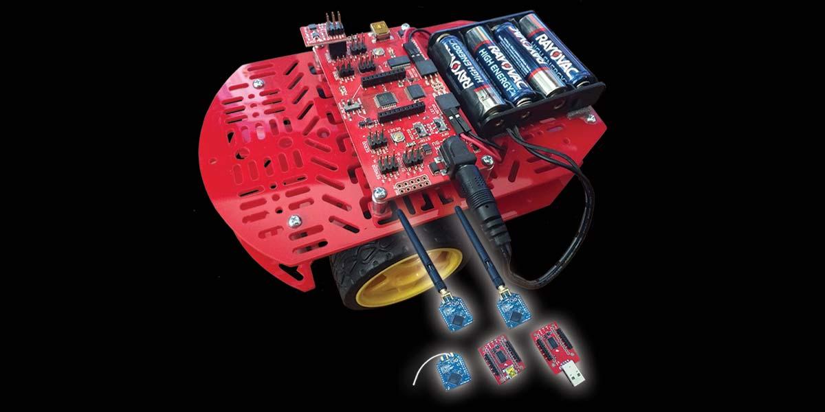 Hands-Free Robot Control
