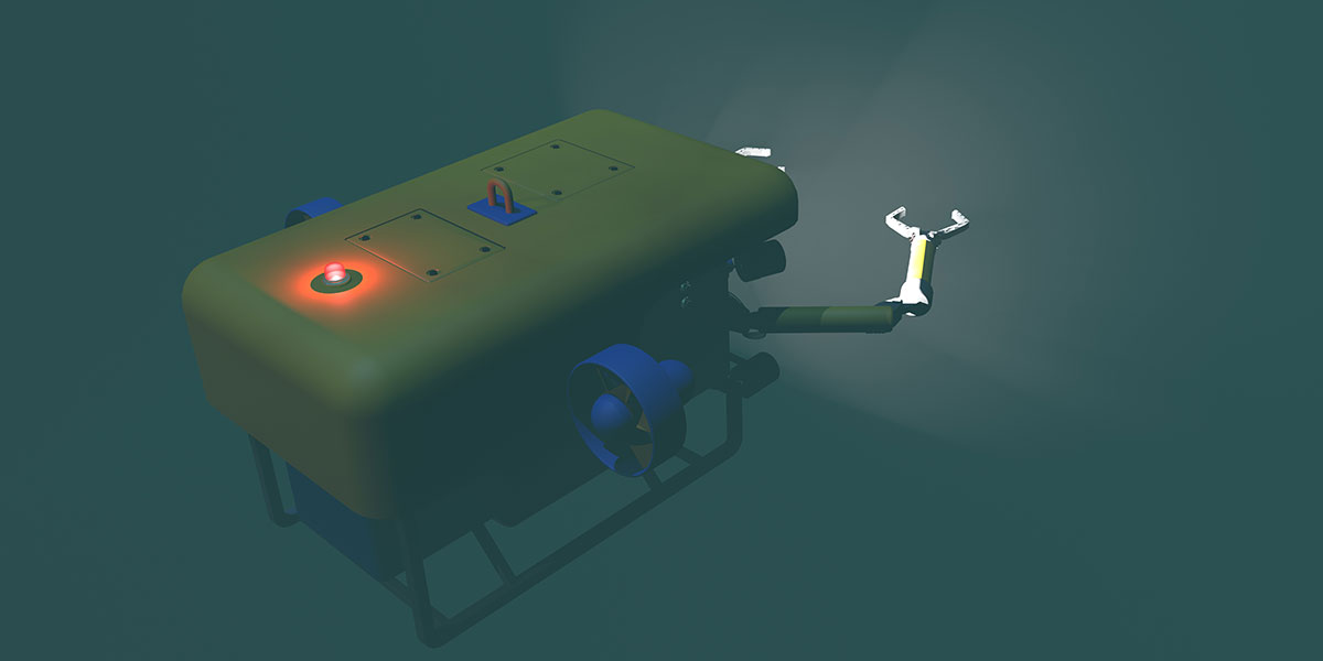 Underwater Remotely Operated Vehicles: The Next Big Thing in Robotics?