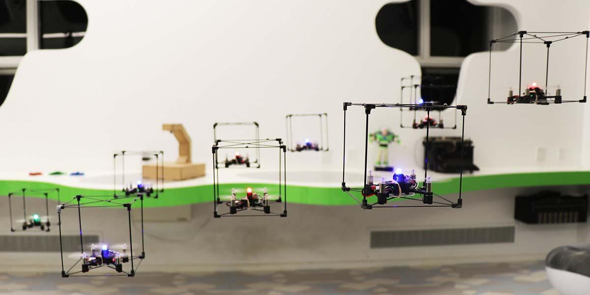 Human Media Lab Takes LEGO to the Next Level