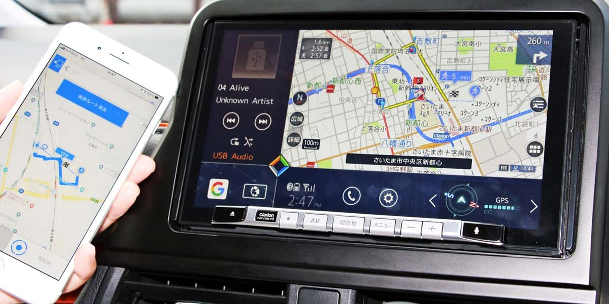 Brewing Hot in the Automotive World: The Universe of Maps & Navigation