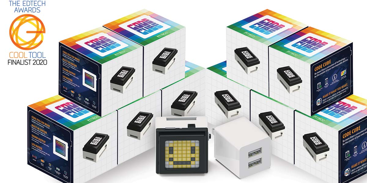 Code Cube Gives Students Control in Any Environment