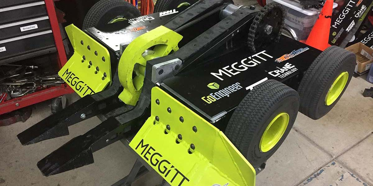 Whiplash 2019: Staying Competitive in the World of BattleBots
