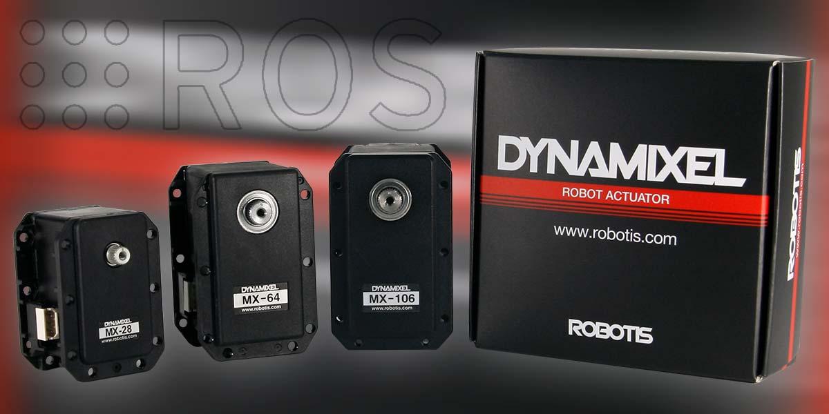Dynamixel and ROS: Towards Affordable Manipulators — Part 1