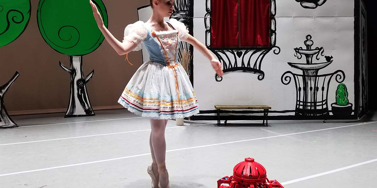 Robots in the Ballet
