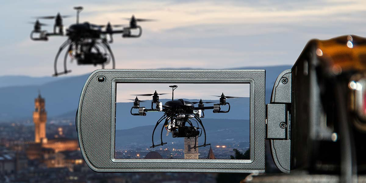 Flying Cameras are Driving the Evolution of the Imaging Industry