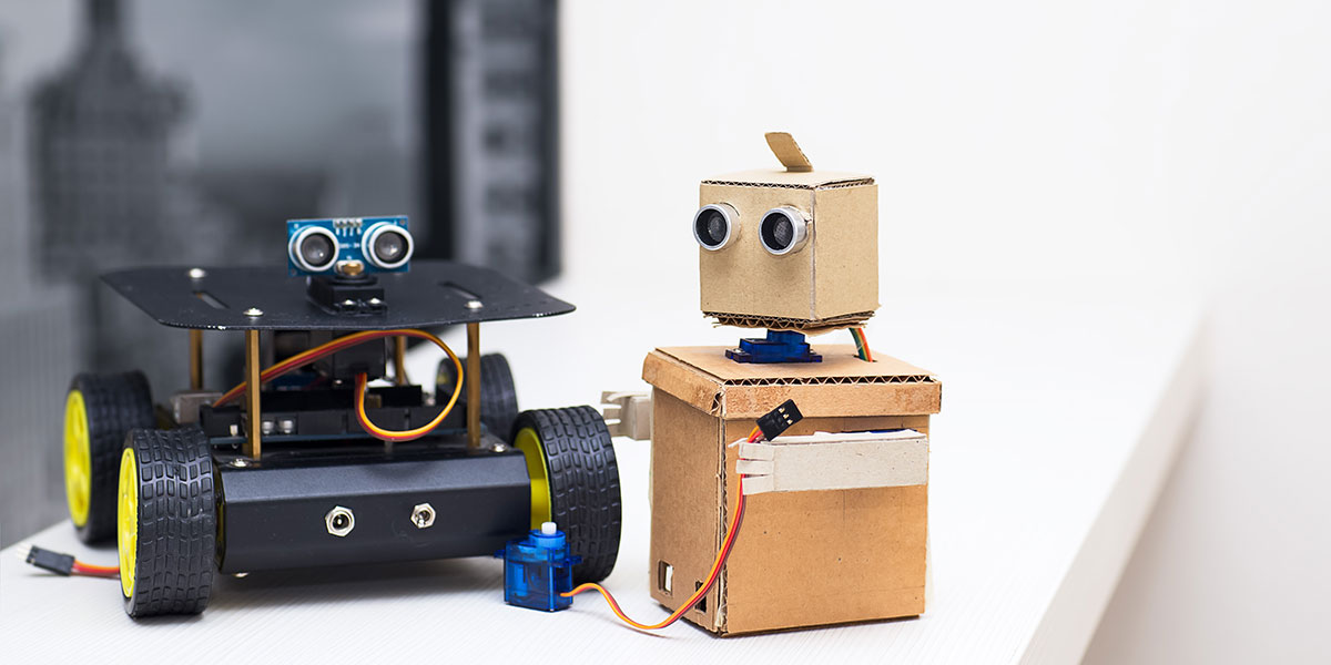 Robots - How We've Built Them Over The Years