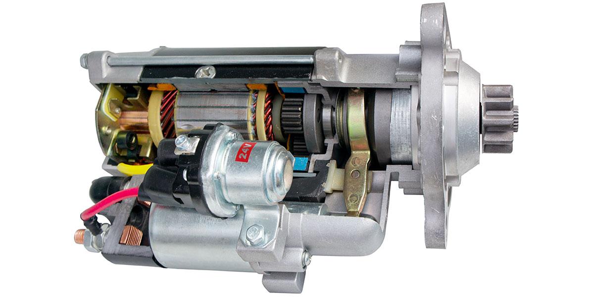Get A Starter Motor Runnin' In Your Robot: Honda Engine Wiring Denso Starter At Mazhai.net