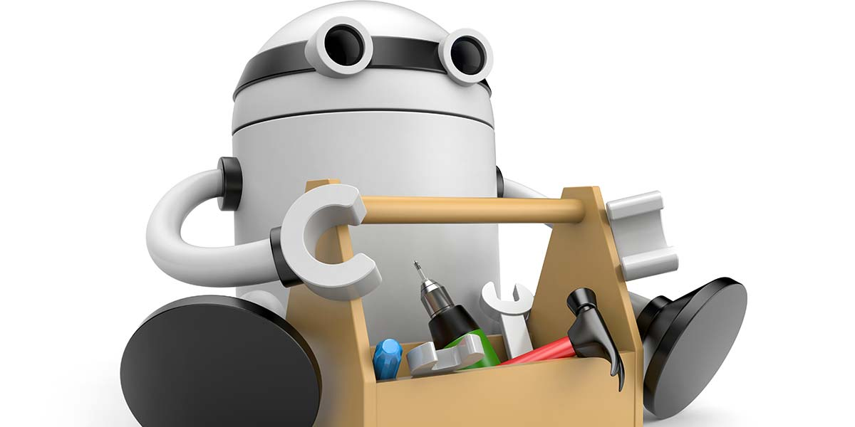 Downsizing: Robots and the Tools to Make Them