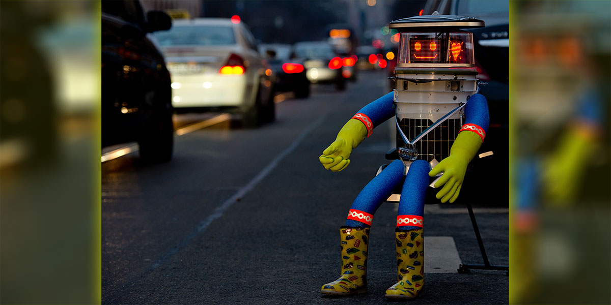 The Adventures of HitchBOT