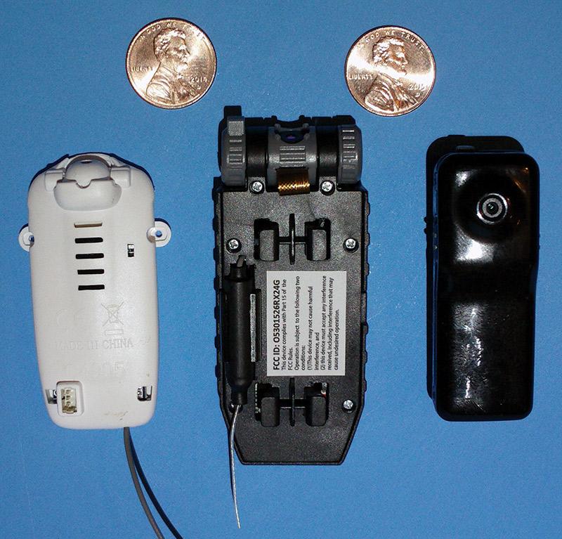 Mini Wi-Fi Video Cameras | Servo Magazine