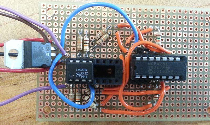 Hardware Hacking a Power Wheelchair Control Module   Servo