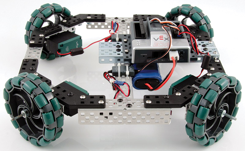 Course: vex robotics 101.